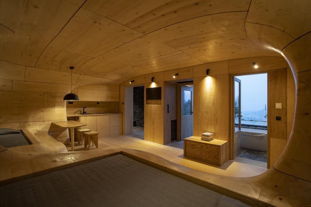 tenon architecture